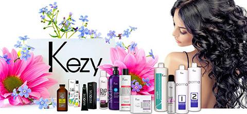 Kezy (Кези) косметика для волос. Отзывы, цена, каталог