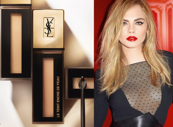Косметика Yves Saint Laurent. Отзывы, каталог, цена