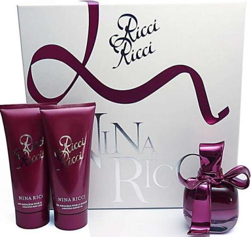 Ricci Ricci Nina Ricci (Ричи Ричи от Нина Ричи). Отзывы, описание аромата, цена