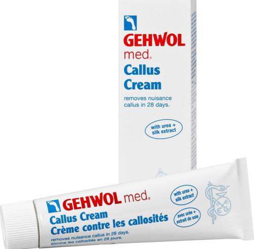 Крем для ног Gehwol (Геволь) от трещин на пятках с мочевиной, авокадо, ментолом. Цена, отзывы