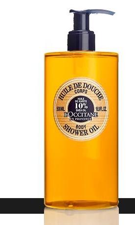 Масло для душа L'Occitane (Локситан). Отзывы, способ применения