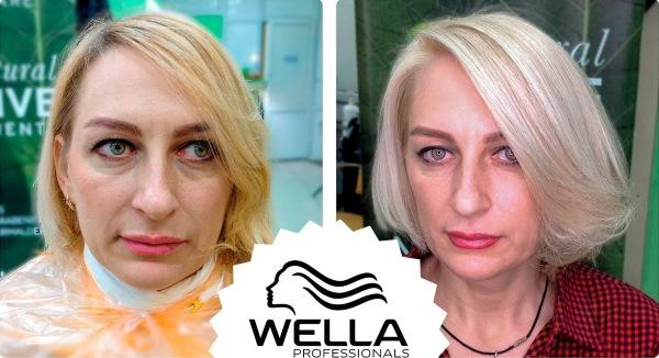 Wellaton (Веллатон) краска для волос. Палитра цветов, отзывы, фото, цена