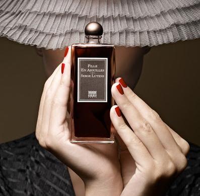 Serge Lutens Fille en Aiguilles (Серж Лютен Девушка на Шпильках). Описание аромата, цена