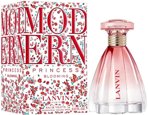 Lanvin Modern Princess духи. Отзывы, цена, описание аромата