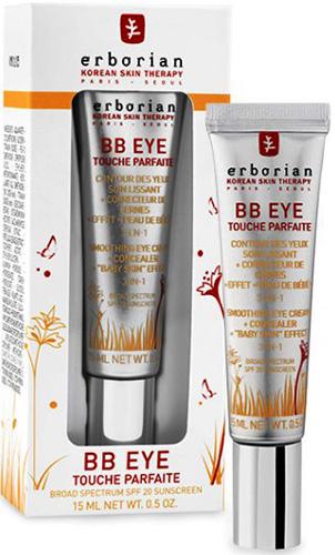 Эрбориан (Erborian) ВВ-крем для глаз. Отзывы, оттенки